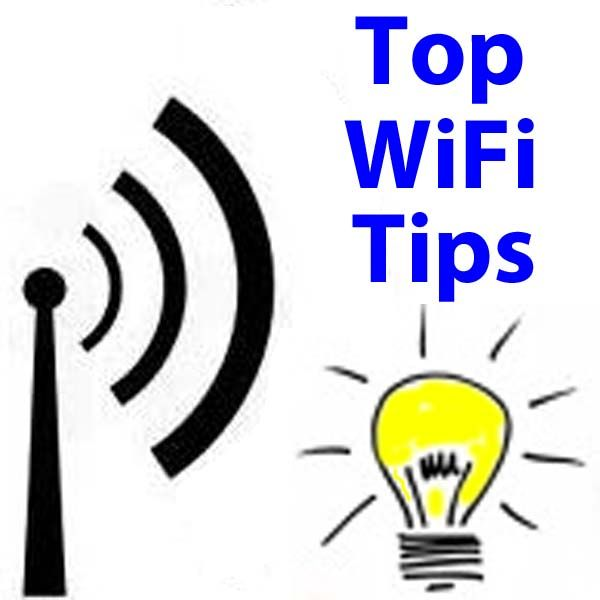 Top Tips for Long Range WiFi, better signal strength, data throughput and coverage