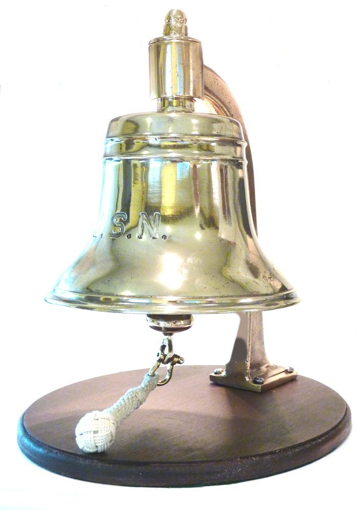 Bell when viewed from the front left image