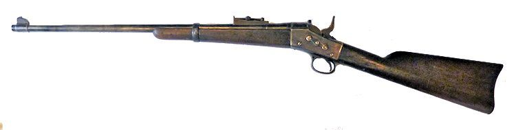 Remington Rolling Block Rifle Model 1867