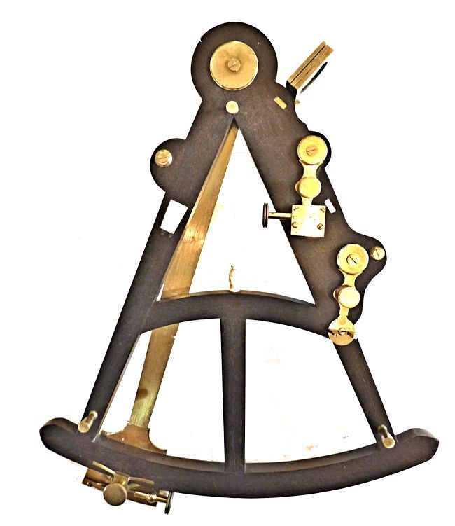 backside of Adie octant image