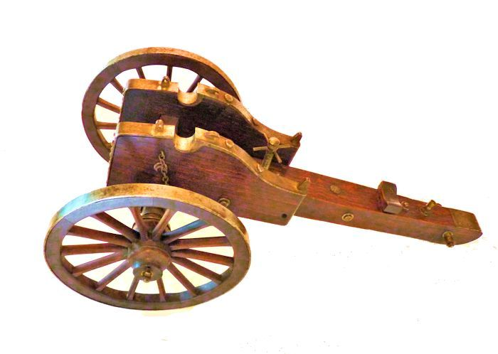Carriage without barrel image