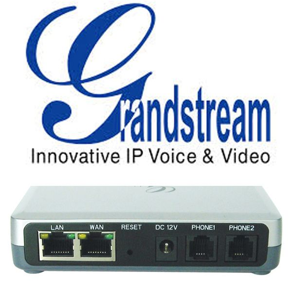 VOIP solutions:  Ubiquiti and GrandStream
