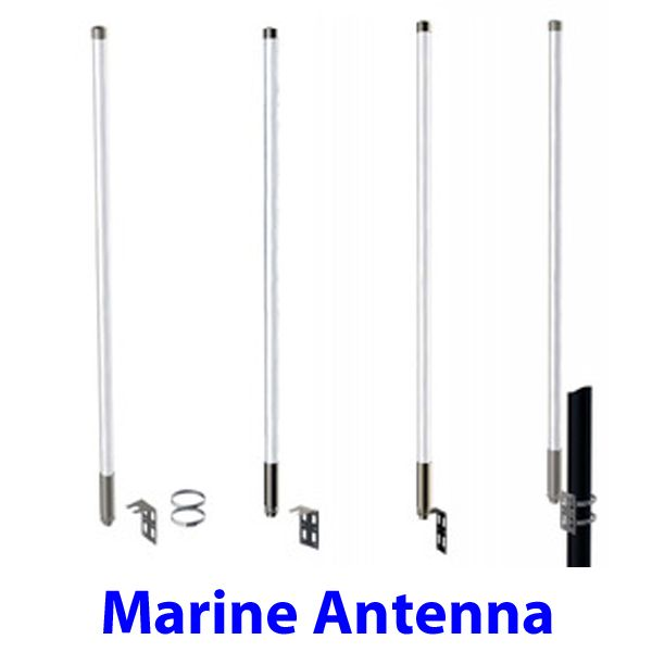 Waterproof Marine Antenna Stainless Steel for boats