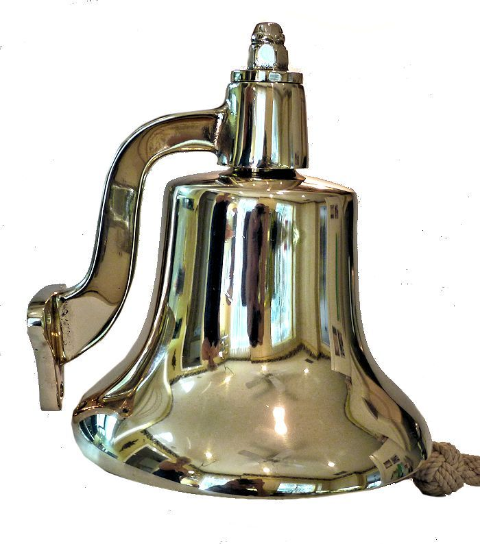 Right side of quarter deck bell image
