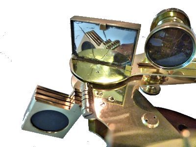 The index mirror in good condition