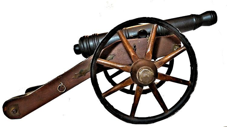 Right side of Revolutionary cannon image