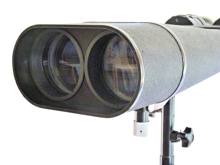 Showing both objective lenses of 4