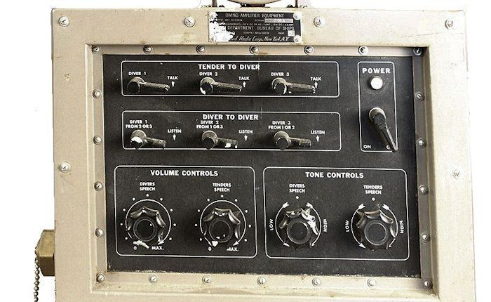 Closeup of control panel image