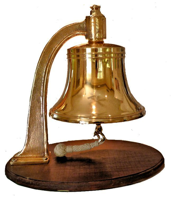 Showing rightside of bell image