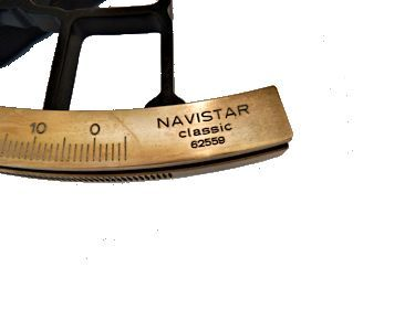 Navistar Classic imprint and serail number image