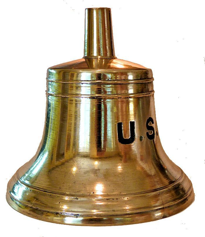 Leftside of bell  image