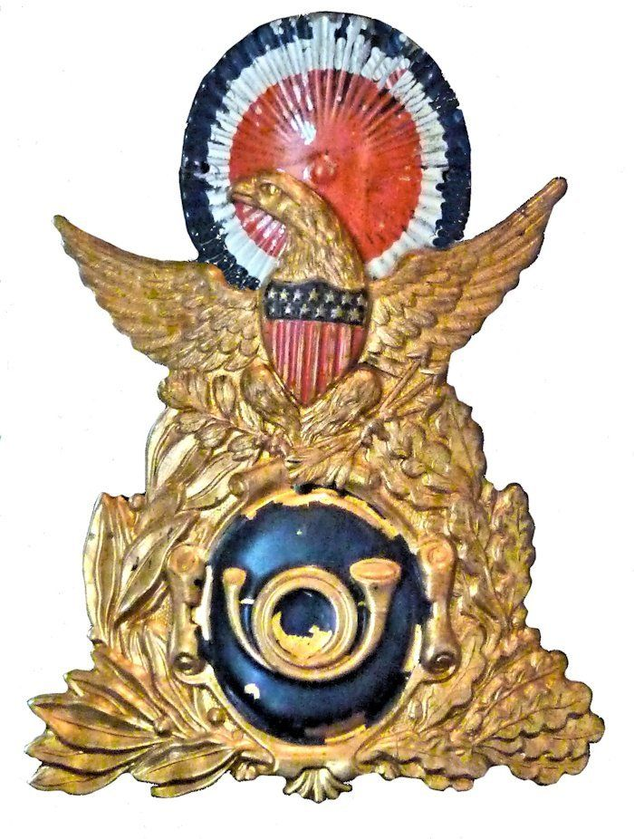 Closeup of front of Infantry Plate image