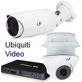 Ubiquiti UVC UniFi Video Cameras