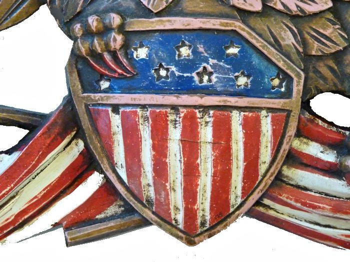 Small eagles shield image