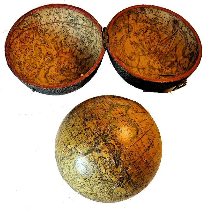 Showing 3 pieces of pocket globe image