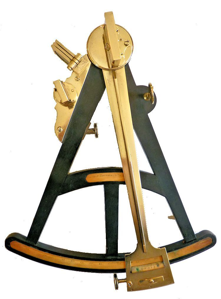 Spencer Browning & Rust sextant image