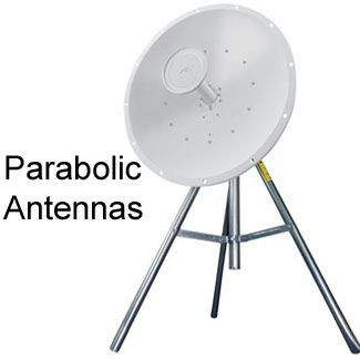 RocketDish antennas 5GHz