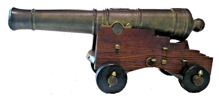 left side of cannon image