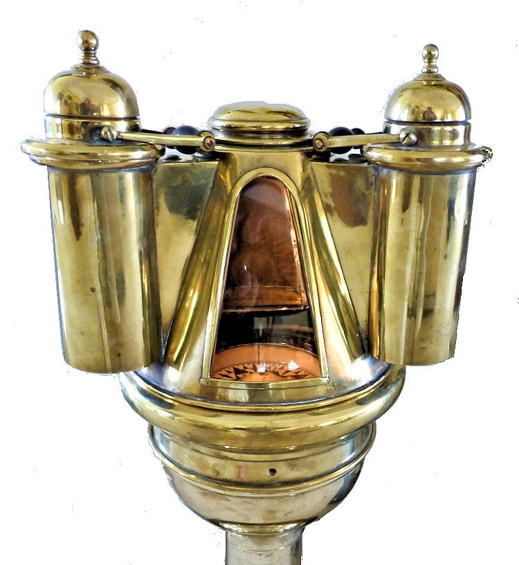 Showing the lamp lighted image