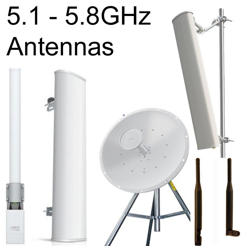 5GHz antennas