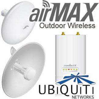 Ubiquiti airMax Outdoor APs and Bridges