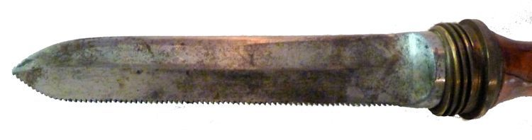 Obverse obverse blade image shown over the reverse image
