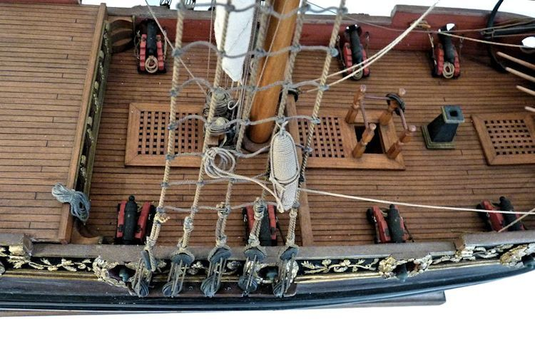 View of the foredeck image