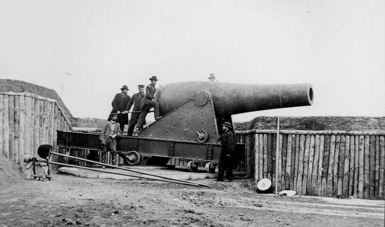 Real Rodnman cannon in Virginia image