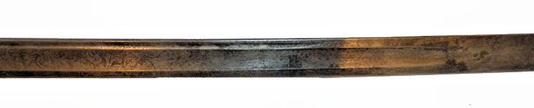 The center portion of the obverse blade image
