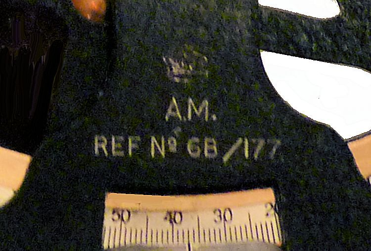 Air Ministry markings image