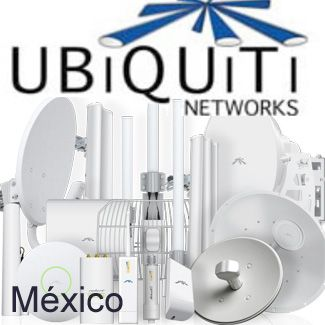 Ubiquiti productos en Mexico