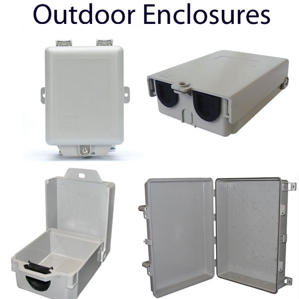 Outdoor Router Enclosure