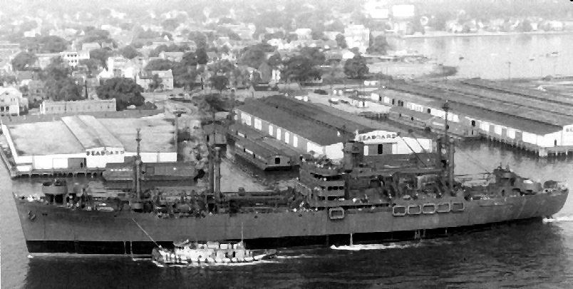 Victory Class APA similar to the USS Kittson, APA 123 image