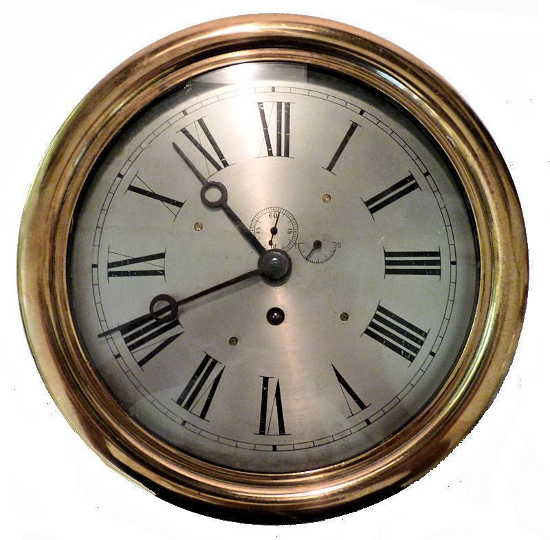 Earliest Boston Clock Co. Clock dating to 1880 image