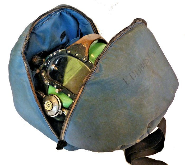 Helmet's carrying bag image