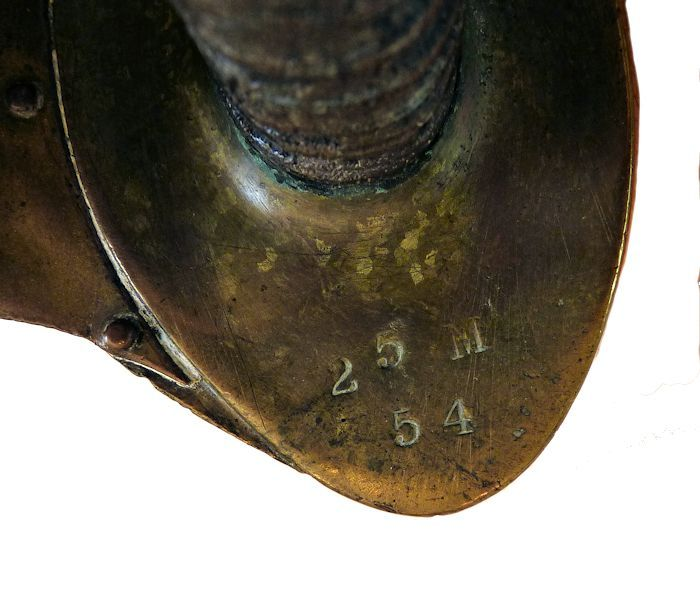 Markings on the inner guard image