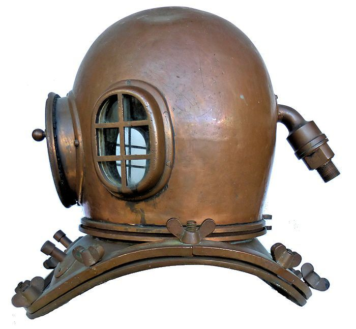 Japanese 12 Bolt dive helmet images, /><br><img  data-cke-saved-src=
