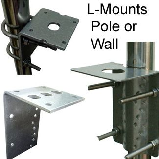 L-Mounts for Antennas