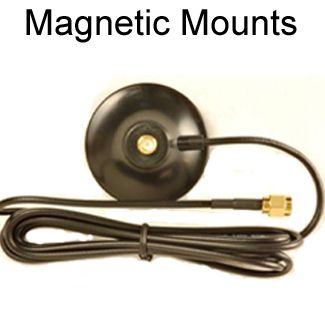 Magnetic Antenna Mounts