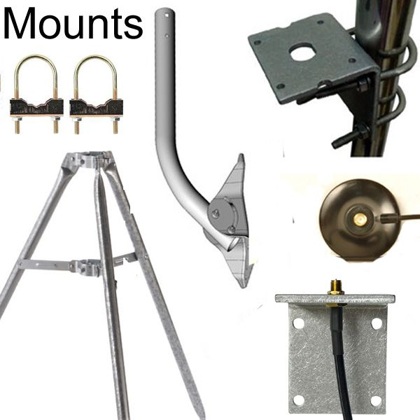 Antenna Mounts