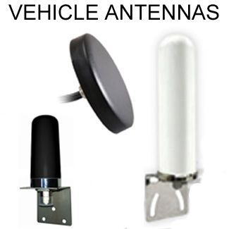 vehicle antennas