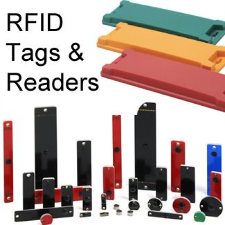 RFID tags and readers