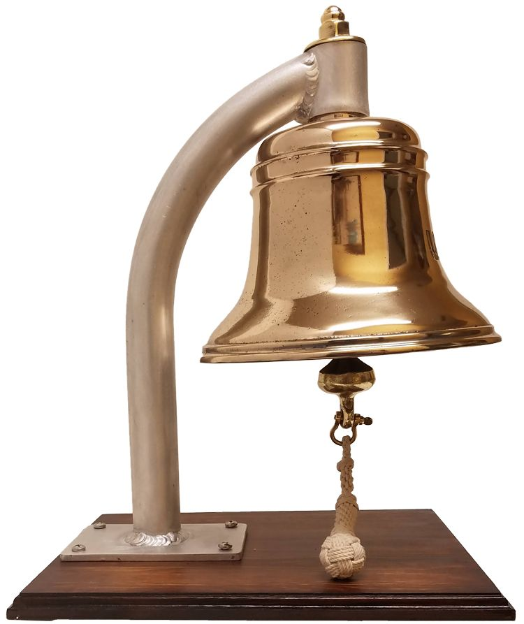 Rightside of Navy bell image