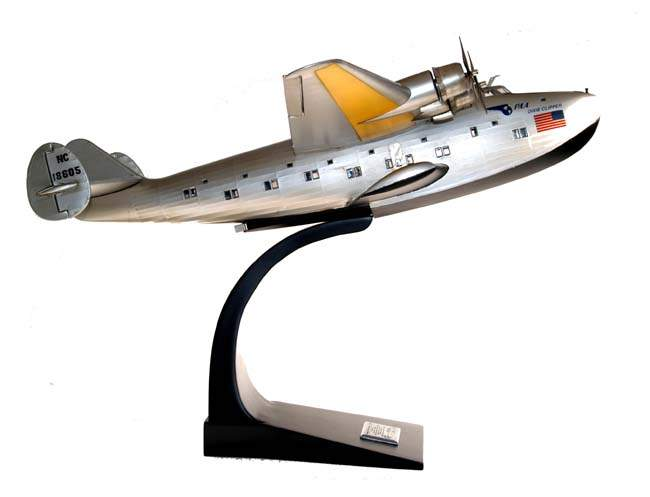 Boeing 314 China Clipper model