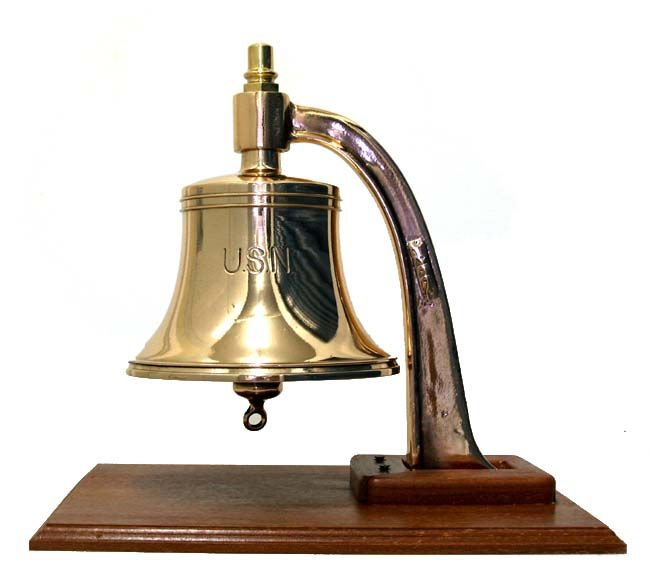 Fore deck                            bell image